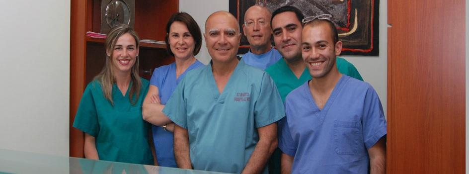 Chirurghi e proctologi della clinica Laser Chirurgia Ambulatoriale a Sassari.
