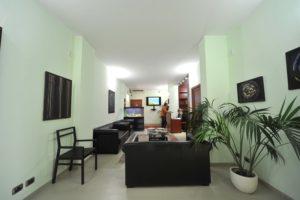 sala d'attesa clinica intervento emorroidi Sassari, Olbia, Sardegna