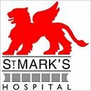 logo del St Marks Hospital di Londra, importante istituto di colon proctologia
